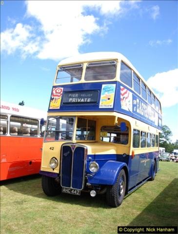 2015-07-19 The Alton Bus Rally 2015, Alton, Hampshire.  (202)202