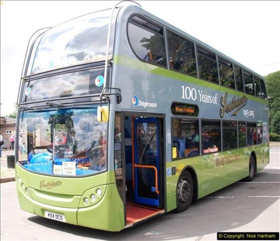 2015-07-19 The Alton Bus Rally 2015, Alton, Hampshire.  (427)427