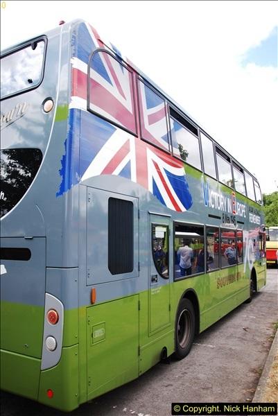2015-07-19 The Alton Bus Rally 2015, Alton, Hampshire.  (432)432