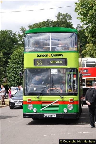 2015-07-19 The Alton Bus Rally 2015, Alton, Hampshire.  (436)436