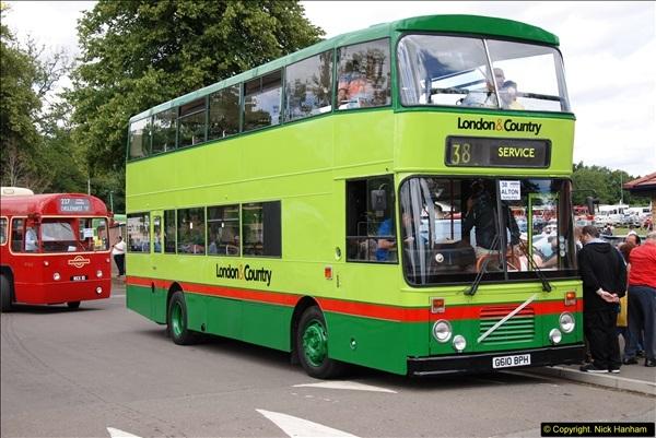 2015-07-19 The Alton Bus Rally 2015, Alton, Hampshire.  (437)437