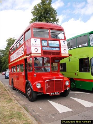 2015-07-19 The Alton Bus Rally 2015, Alton, Hampshire.  (442)442