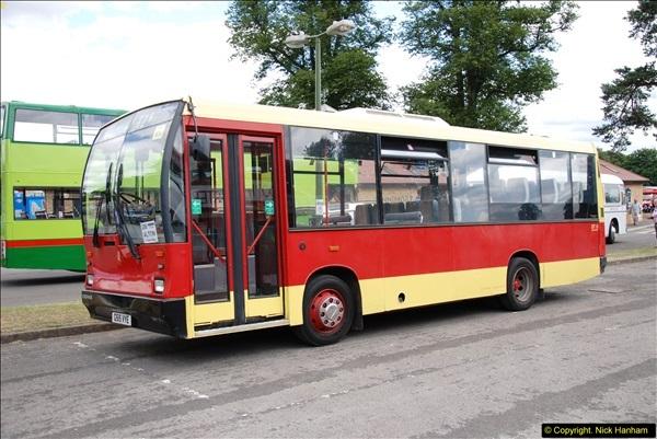 2015-07-19 The Alton Bus Rally 2015, Alton, Hampshire.  (444)444