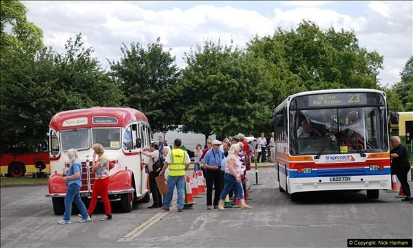 2015-07-19 The Alton Bus Rally 2015, Alton, Hampshire.  (448)448