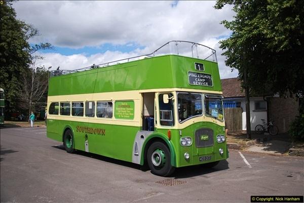2015-07-19 The Alton Bus Rally 2015, Alton, Hampshire.  (450)450