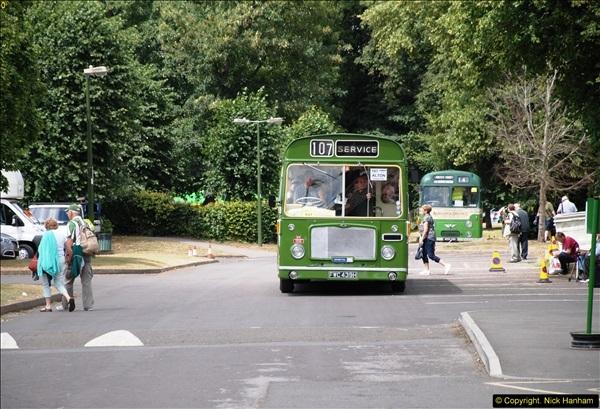 2015-07-19 The Alton Bus Rally 2015, Alton, Hampshire.  (452)452