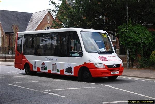 2015-07-19 The Alton Bus Rally 2015, Alton, Hampshire.  (471)471