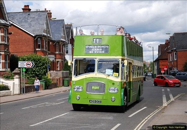 2015-07-19 The Alton Bus Rally 2015, Alton, Hampshire.  (472)472