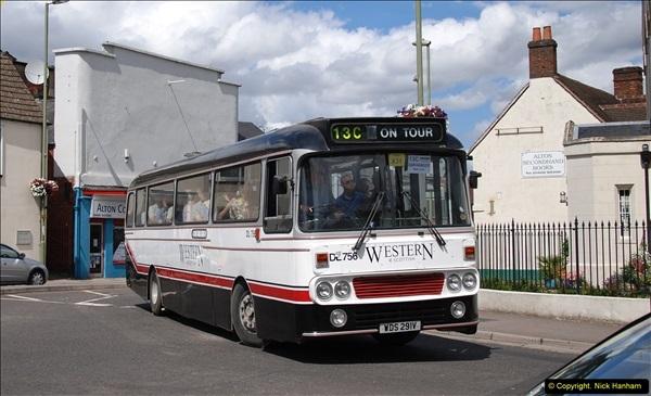 2015-07-19 The Alton Bus Rally 2015, Alton, Hampshire.  (473)473