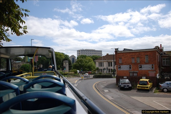2017-08-12 Yellow Buses Open Top Bus Ride - Poole Quay - Bournemouth - Poole Quay.  (11)011