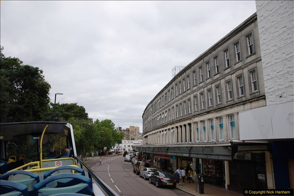 2017-08-12 Yellow Buses Open Top Bus Ride - Poole Quay - Bournemouth - Poole Quay.  (134)134