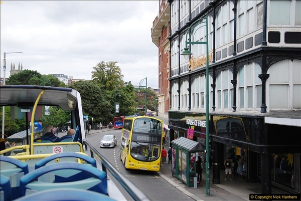 2017-08-12 Yellow Buses Open Top Bus Ride - Poole Quay - Bournemouth - Poole Quay.  (140)140