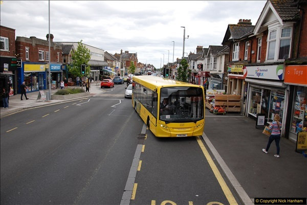 2017-08-12 Yellow Buses Open Top Bus Ride - Poole Quay - Bournemouth - Poole Quay.  (238)238