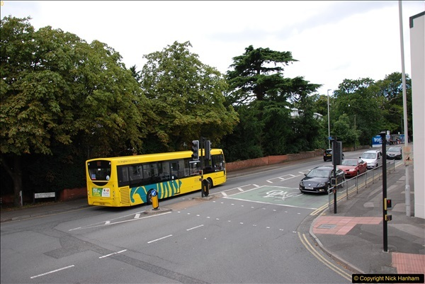 2017-08-12 Yellow Buses Open Top Bus Ride - Poole Quay - Bournemouth - Poole Quay.  (252)252
