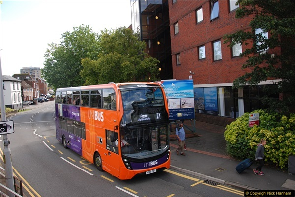 2017-08-12 Yellow Buses Open Top Bus Ride - Poole Quay - Bournemouth - Poole Quay.  (426)426