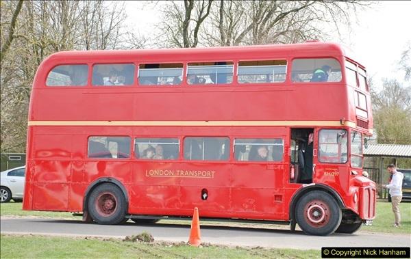 2018-04-07 South East Bus Festival @ Kent Showground, Detling, Nr. Maidstone, Kent.  (12)012