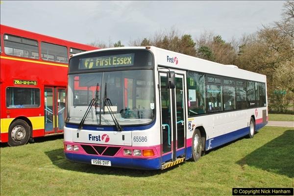 2018-04-07 South East Bus Festival @ Kent Showground, Detling, Nr. Maidstone, Kent.  (23)023