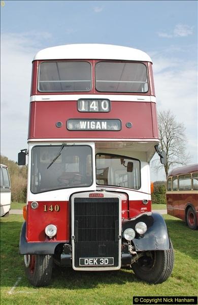 2018-04-07 South East Bus Festival @ Kent Showground, Detling, Nr. Maidstone, Kent.  (33)033