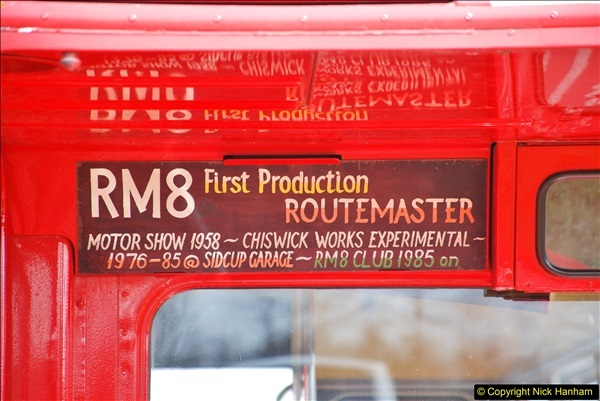 2018-04-07 South East Bus Festival @ Kent Showground, Detling, Nr. Maidstone, Kent.  (56)056