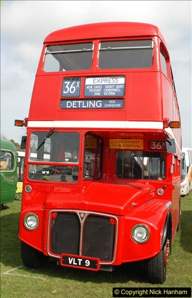 2018-04-07 South East Bus Festival @ Kent Showground, Detling, Nr. Maidstone, Kent.  (59)059