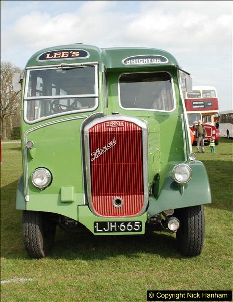 2018-04-07 South East Bus Festival @ Kent Showground, Detling, Nr. Maidstone, Kent.  (65)065