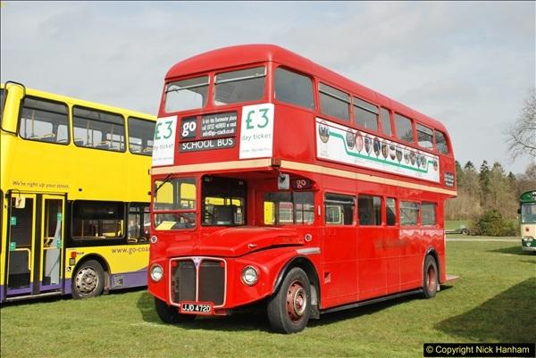 2018-04-07 South East Bus Festival @ Kent Showground, Detling, Nr. Maidstone, Kent.  (74)074