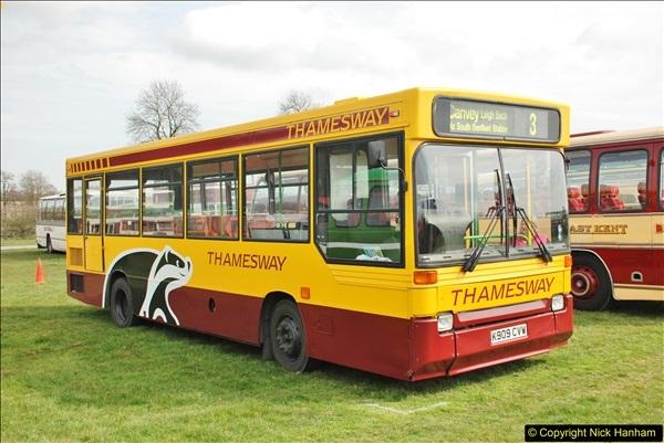 2018-04-07 South East Bus Festival @ Kent Showground, Detling, Nr. Maidstone, Kent.  (83)083