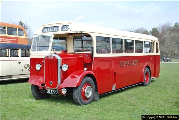 2018-04-07 South East Bus Festival @ Kent Showground, Detling, Nr. Maidstone, Kent.  (99)099