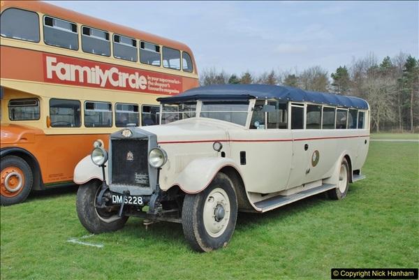 2018-04-07 South East Bus Festival @ Kent Showground, Detling, Nr. Maidstone, Kent.  (100)100