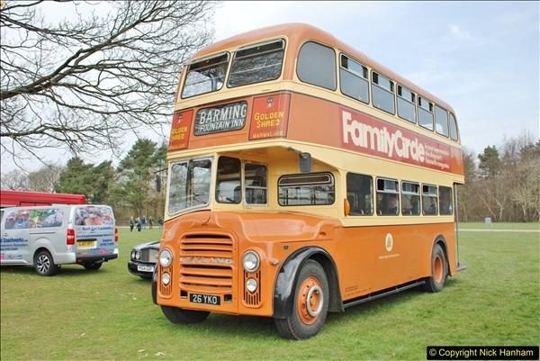 2018-04-07 South East Bus Festival @ Kent Showground, Detling, Nr. Maidstone, Kent.  (104)104