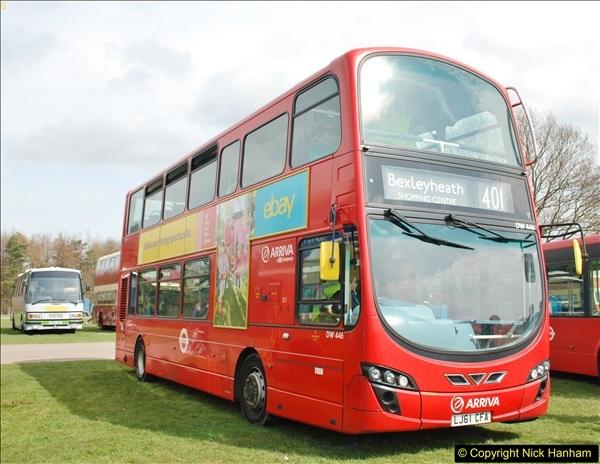 2018-04-07 South East Bus Festival @ Kent Showground, Detling, Nr. Maidstone, Kent.  (126)126