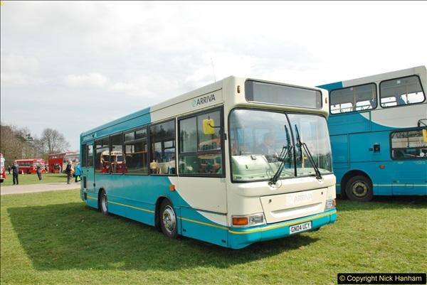 2018-04-07 South East Bus Festival @ Kent Showground, Detling, Nr. Maidstone, Kent.  (132)132