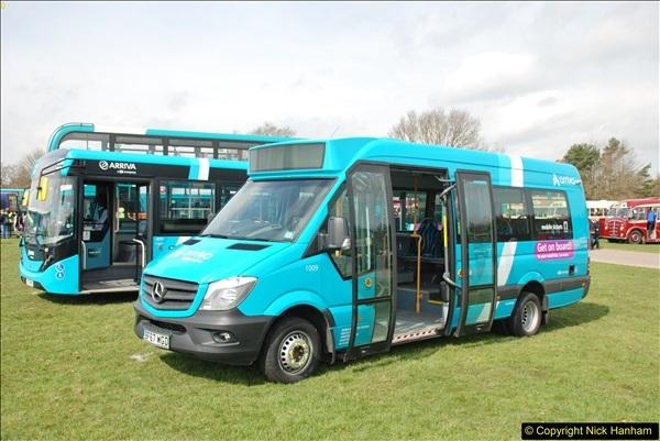 2018-04-07 South East Bus Festival @ Kent Showground, Detling, Nr. Maidstone, Kent.  (137)137