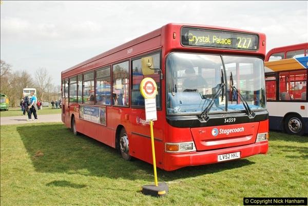 2018-04-07 South East Bus Festival @ Kent Showground, Detling, Nr. Maidstone, Kent.  (142)142