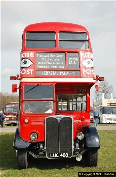 2018-04-07 South East Bus Festival @ Kent Showground, Detling, Nr. Maidstone, Kent.  (147)147