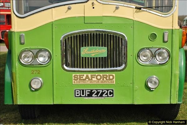 2018-04-07 South East Bus Festival @ Kent Showground, Detling, Nr. Maidstone, Kent.  (156)156