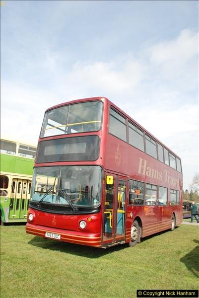 2018-04-07 South East Bus Festival @ Kent Showground, Detling, Nr. Maidstone, Kent.  (157)157