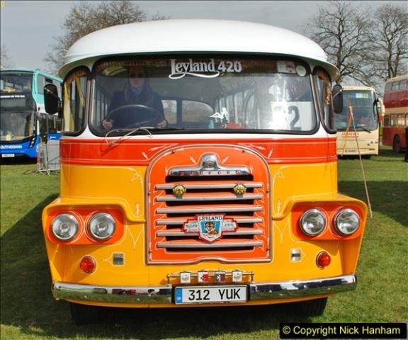 2018-04-07 South East Bus Festival @ Kent Showground, Detling, Nr. Maidstone, Kent.  (160)160