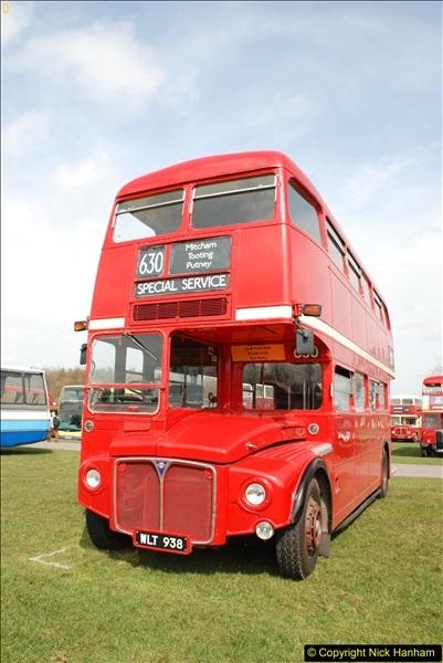 2018-04-07 South East Bus Festival @ Kent Showground, Detling, Nr. Maidstone, Kent.  (167)167