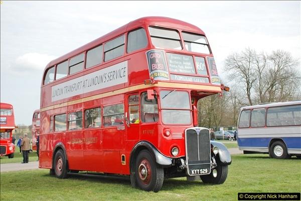 2018-04-07 South East Bus Festival @ Kent Showground, Detling, Nr. Maidstone, Kent.  (169)169