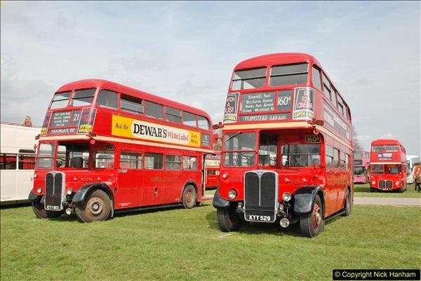 2018-04-07 South East Bus Festival @ Kent Showground, Detling, Nr. Maidstone, Kent.  (172)172