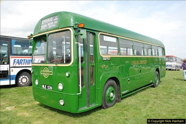 2018-04-07 South East Bus Festival @ Kent Showground, Detling, Nr. Maidstone, Kent.  (174)174