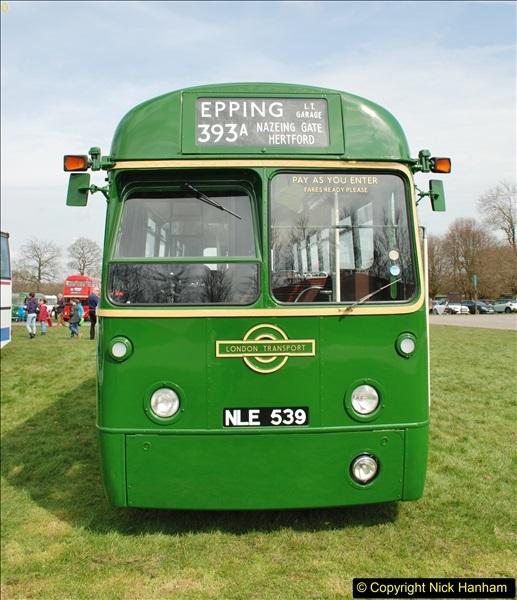 2018-04-07 South East Bus Festival @ Kent Showground, Detling, Nr. Maidstone, Kent.  (175)175