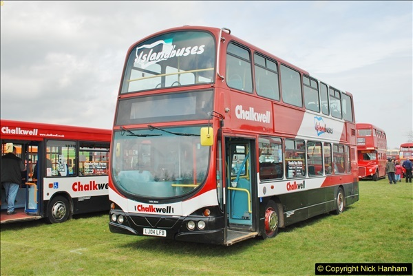 2018-04-07 South East Bus Festival @ Kent Showground, Detling, Nr. Maidstone, Kent.  (185)185
