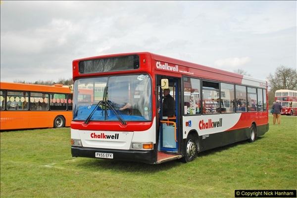 2018-04-07 South East Bus Festival @ Kent Showground, Detling, Nr. Maidstone, Kent.  (186)186