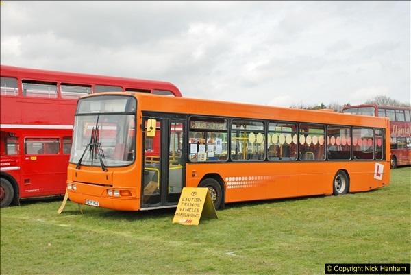 2018-04-07 South East Bus Festival @ Kent Showground, Detling, Nr. Maidstone, Kent.  (187)187