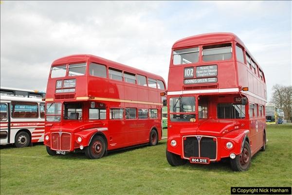 2018-04-07 South East Bus Festival @ Kent Showground, Detling, Nr. Maidstone, Kent.  (188)188
