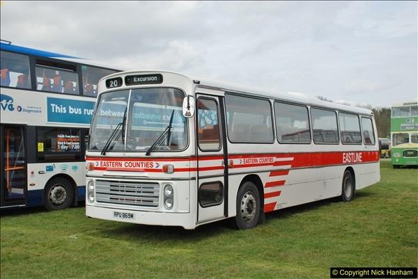 2018-04-07 South East Bus Festival @ Kent Showground, Detling, Nr. Maidstone, Kent.  (189)189