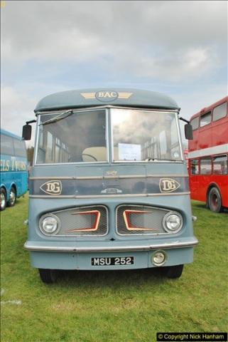 2018-04-07 South East Bus Festival @ Kent Showground, Detling, Nr. Maidstone, Kent.  (201)201