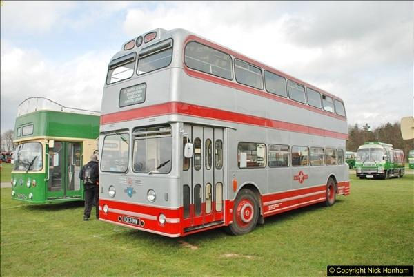2018-04-07 South East Bus Festival @ Kent Showground, Detling, Nr. Maidstone, Kent.  (206)206